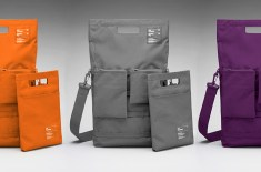 Unit Portables AW13 Block Colour Luggage Collection