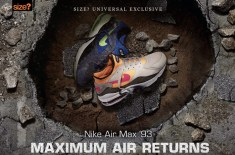 Nike Air Max 93 (size? Universal Exclusive)