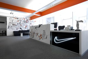 Video: Nike redesigns UK headquarters