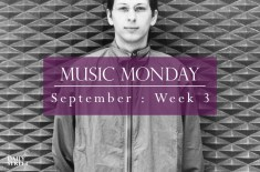 Music Monday: September Week 3