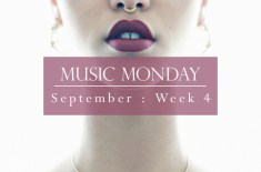 Music Monday: September Week 4