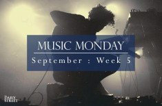 Music Monday: September Week 5