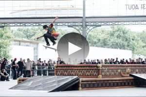 Video: Vans Downtown Showdown 2013 Paris