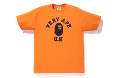 BAPE Store London 11th Anniversary Very Ape T-shirts