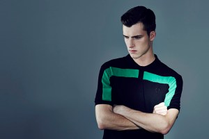 "Fred Perry ""Tennis Blacks"" Shirts"