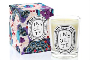 Liberty London x Diptyque 'Insolite' Candle