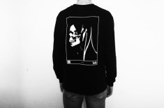 "NTS Radio x VOID ""Hallows"" long sleeved T-shirt"