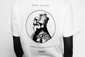 "NTS Radio x Carhartt WIP ""Don't Assume"" T-shirt"