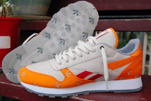 Preview: Reebok Classic Leather x Gary Warnett