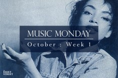 Music Monday: October Week 1