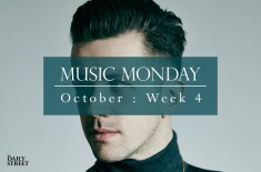 Music Monday: October Week 4