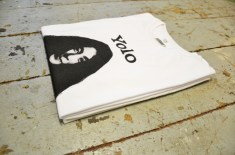 African Apparel 'Yolo' T-shirt