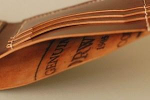 Ashdown Workshop Horween® Collection Premium Bi-Fold Wallets