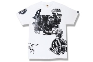 Billionaire Boys Club 10th Anniversary T-shirts