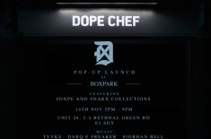 Dope Chef Open Boxpark Pop-up Store