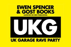 "Ewen Spencer ""UKG"" book launch at KK Outlet"