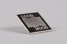 Goodhood Enamel Pin Badges