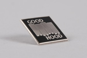 Goodhood Enamel Pin Badges
