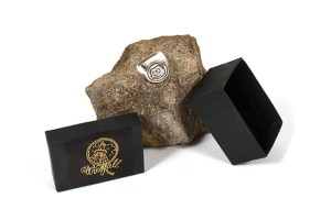 indcsn 'Bulldog' signet ring by Windfall Jewellery