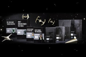 Moleskine Star Wars 2014 Collection