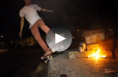 Video: Skateboard Cafe Halloween Edit