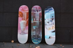 Skateboard Cafe x Passion For Baking recipe decks