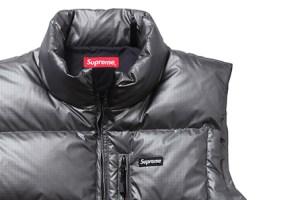 Supreme Silver Ski Vest