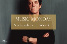 Music Monday: November Week 3