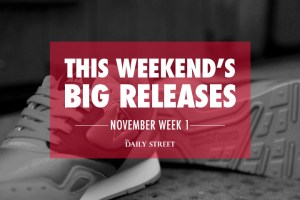 This Weekend's Big Releases: November Week 1