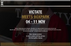 Victate open Boxpark studio space