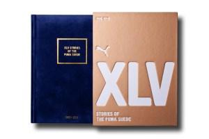 PUMA presents 'XLV: Stories of the PUMA Suede' book