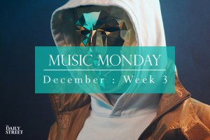 Music Monday: December Week 3