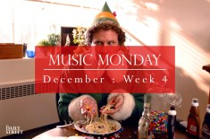 Music Monday: December Week 4 (Christmas Special)
