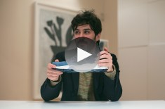 "Video: David Obadia talks about the BWGH x PUMA ""Bluefield"" R698"