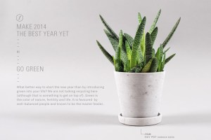 10 ways to make 2014 the best year yet by Goodhood