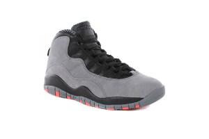 Air Jordan X (Cool Grey/Infrared)
