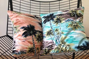 COPSON ST 'Honolulu Haze' cushions