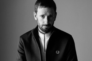 Fred Perry SS14 Bradley Wiggins Collection
