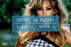 Music Monday: January Week 3