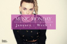 Music Monday: January Week 1