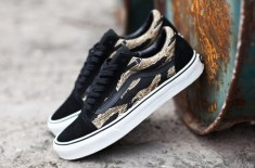 Vans Suede Old Skool (Tiger Camo/Black)