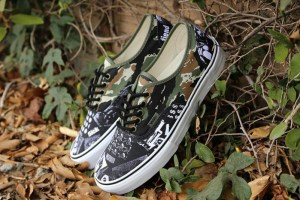Weirdo Dave x Vans Syndicate 'China Girl Summer' Authentic