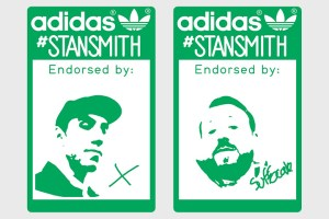 adidas Originals #STANSMITH Endorsed by The Daily Street