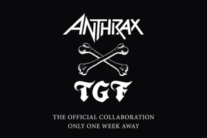 Anthrax x The Great Frog Silver Ring (Preview)