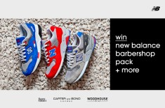 Competition: Win the New Balance Barbershop Pack & more