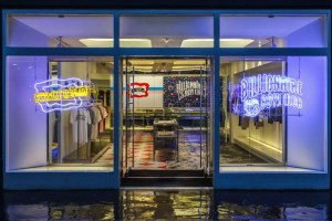 Inside the Billionaire Boys Club & ICECREAM Satellite Store
