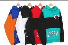 Supreme x Champion Spring/Summer 2014