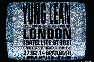Yung Lean to Perform at BBC London Satellite Store