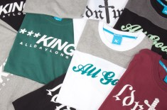 King Apparel Spring/Summer 2014 (Drop 1)