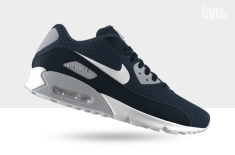 NIKEiD Air Max 90 Engineered Mesh (Armory Navy/Wolf Grey)